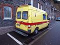 Mercedes Sprinter CDI Ambulance A.m.u. La Roche pic4.JPG