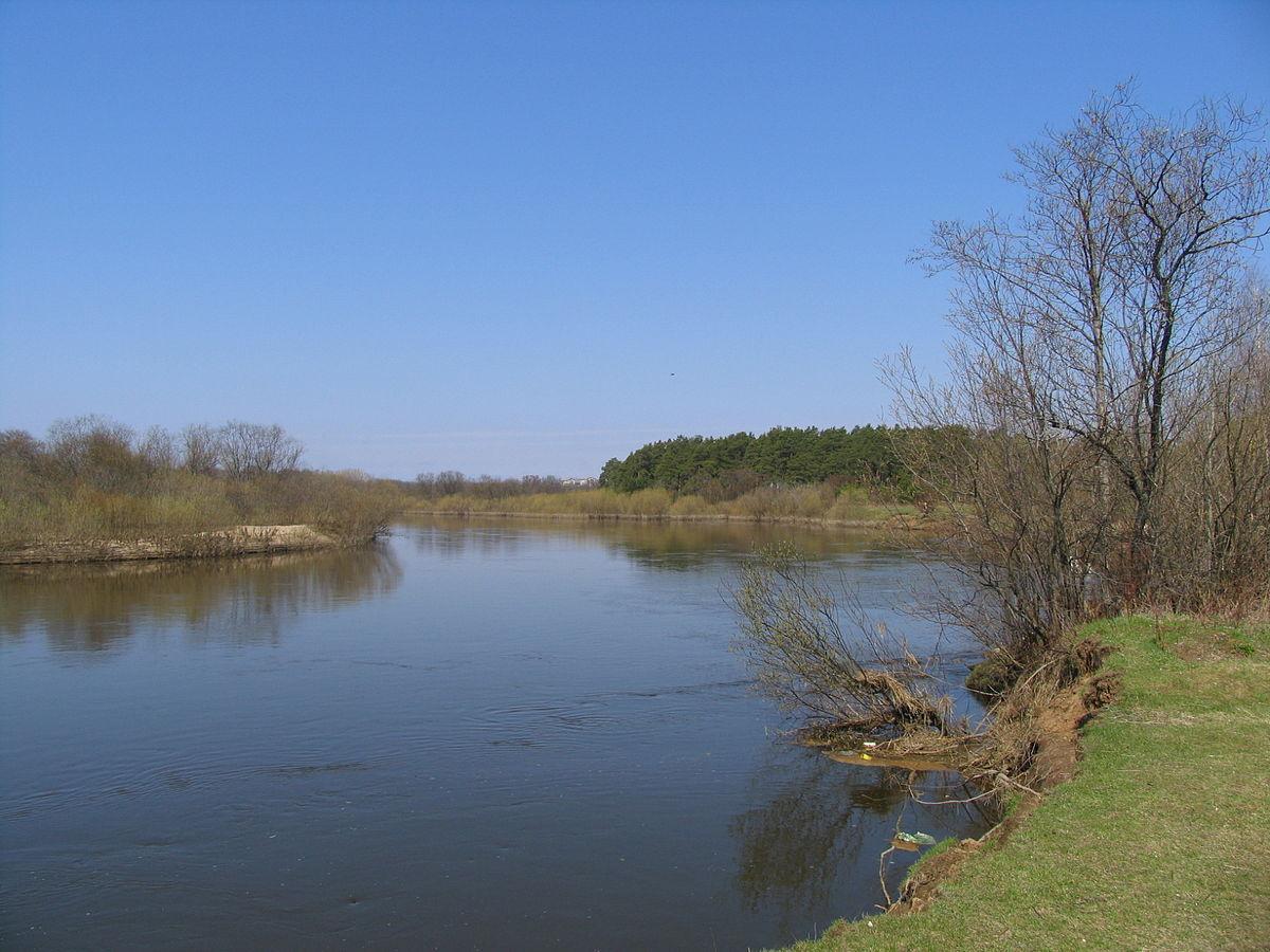 Куда впадает москва река схема 1 класс фото 617