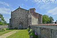 Mesnard-la-Barotiere - Eglise Saint-Christophe 01.jpg