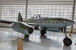 Messerschmitt Me 262 at Evergreen Aviation Museum.jpg