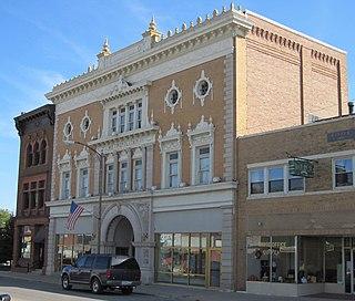 Metropolitan Opera House (Iowa Falls, Iowa) United States historic place