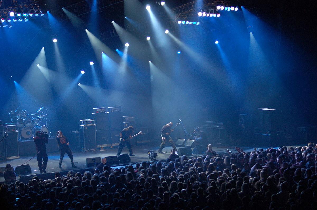 Sodom Us Tour