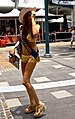 Meter maid in Surfers Paradise.jpg
