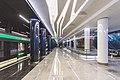 Metro SPB Line3 Novokrestovskaya Station Hall.jpg