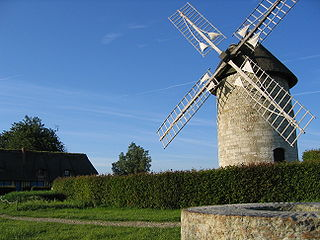 Hauville Commune in Normandy, France