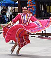 Mexican dancer celebrates Cinco de Mayo at La Melilla Historic Plaza.jpg