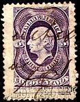 Mexico 1885-86 documents revenue F125 Monterey.jpg