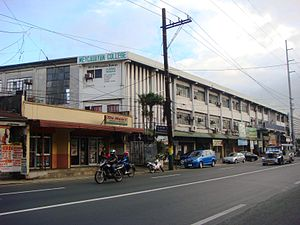 Meycauayan - Meycauayan College building
