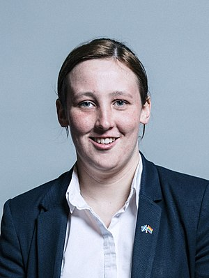Mhairi Black - Image: Mhairi Black MP official photo 2017