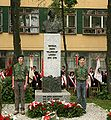 Mińsk Mazowiecki - Anders monument.jpg