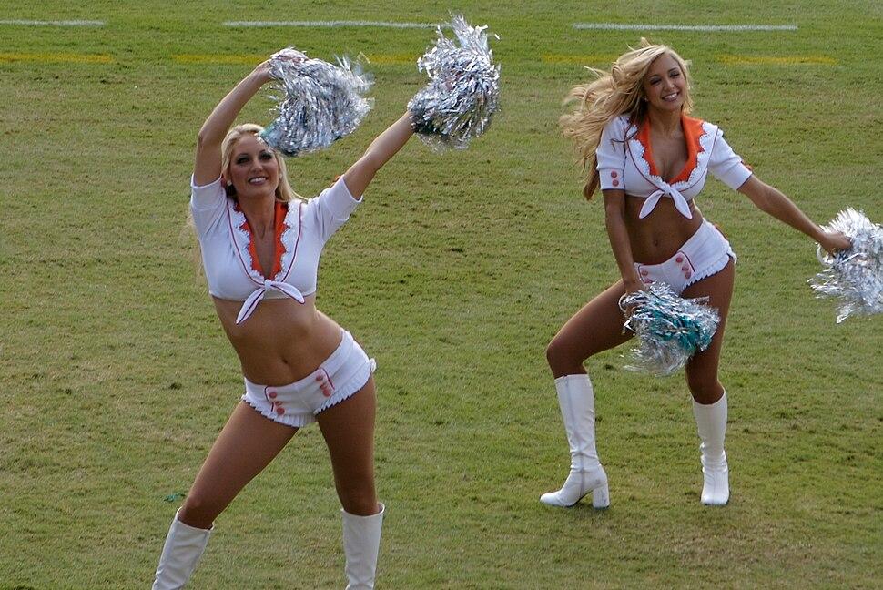 Miami Dolphins Cheerleaders