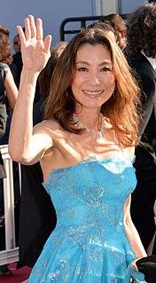 Malaysian actress of Chinese ethnicity