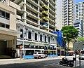 Midtown Centre at 155 Charlotte Street, Brisbane under construction in February 2020, 02.jpg