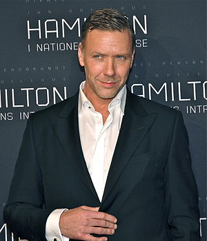 Mikael Persbrandt - Persbrandt in January 2012.