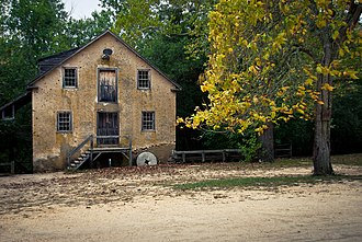 Washington Township, Burlington County, New Jersey - Mill at Batsto Village