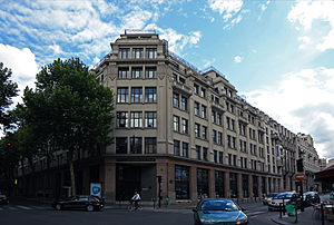 Rue de Vaugirard - Image: Ministry of Agriculture and Fishing