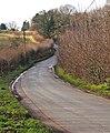 Minor country road - geograph.org.uk - 1118279.jpg