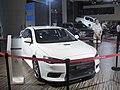 Mitsubishi Lancer Evolution X CN-Spec in the 10th Guangzhou Autoshow 03.jpg