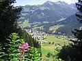 Mittelberg vom Panoramaweg aus - August 2008 - panoramio.jpg