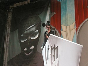 Marilyn Manson (band) - Performing at Ozzfest (2003)