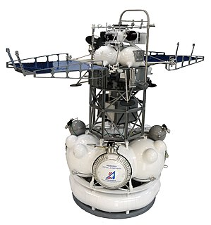 Fobos-Grunt Russian spacecraft