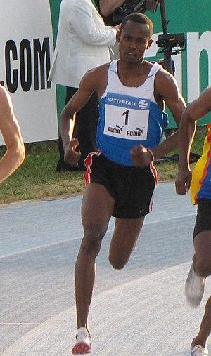 Mohammed Al-Salhi - Al-Salhi at the Lappeenranta Games in Finland (2010)
