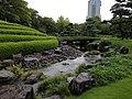 Momijiyama Garden in Sumpu Castle Park 5.JPG