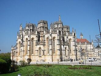 Batalha Monastery - Monastery of Santa Maria da Vitória.