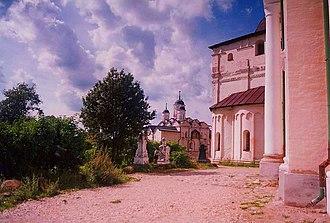 Kirillo-Belozersky Monastery - Image: Monastero di Kirilla Belozersky 07