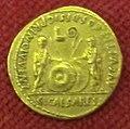 Monetiere di fi, moneta romana imperiale di caio e lucio cesari.JPG