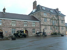 Monmouth Regimental Museum and Great Castle House - geograph.org.uk - 649344.jpg