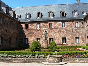 Image illustrative de l'article Abbaye de Hohenbourg