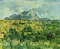 Montagne Sainte-Victoire, par Paul Cézanne 111.jpg