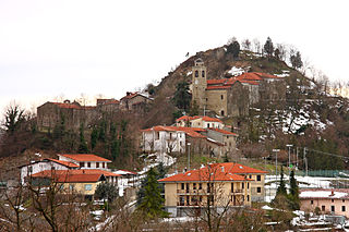 Montechiaro dAcqui Comune in Piedmont, Italy