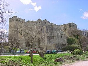 Montmajour Abbey - Montmajour Abbey