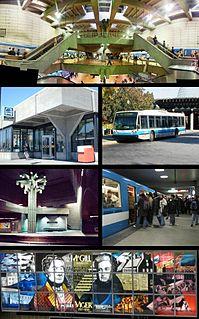public transportation organization in Montreal