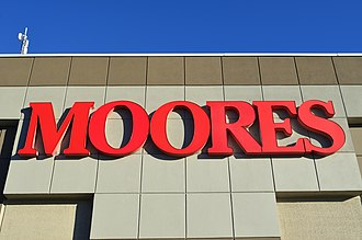 Moores - Moores Clothing for Men store in Markham, Ontario