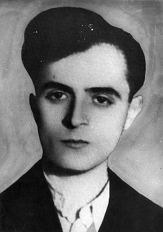 Mordechai Tenenbaum - Image: Mordechai Tenenbaum