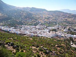 Case Blu Marocco : Chefchaouen wikipedia