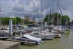 Mortagne-sur-Gironde 17 Port de plaisance 2009.jpg