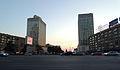 Moscow, Smolenskaya-Sennaya Square (2010s) by shakko 04.JPG