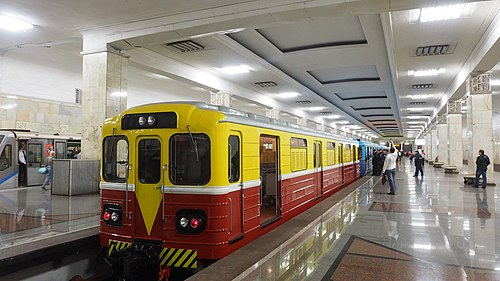 Moscow metro VEKA-001 battery shunter car panoramic.jpg