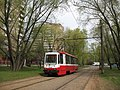 Moscow tram LM-99AE 3019 - panoramio.jpg