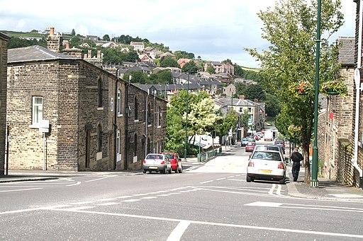 Mossley, Arundel Street - geograph.org.uk - 2012090