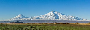 Mount Ararat and the Araratian plain (cropped).jpg