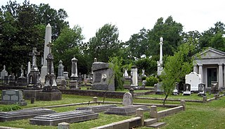 Mount Holly Cemetery United States historic place