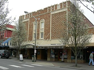 Mount Vernon, Washington - Lincoln Theatre