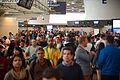 Movimentação no Aeroporto Internacional do Rio de Janeiro (29058540282).jpg