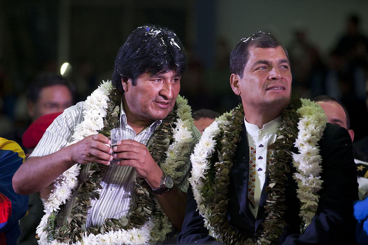 Movimientos sociales respaldan al Presidente Evo Morales (9211613243).jpg