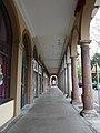 Mulhouse-Avenue du Maréchal-Joffre-Sous les arcades.jpg